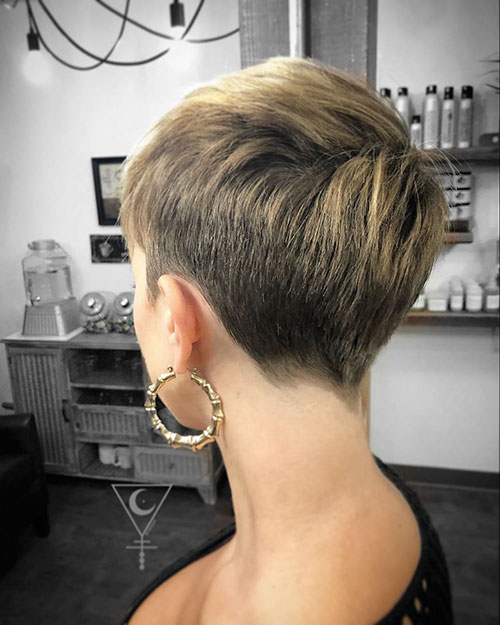 Best Pixie Hair With Highlights