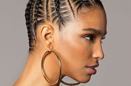 25 Eccentric Braided Bun Black Hairstyles for 2020