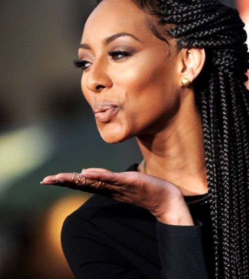 40+ Different And Dressy Individual Braids Hairstyles