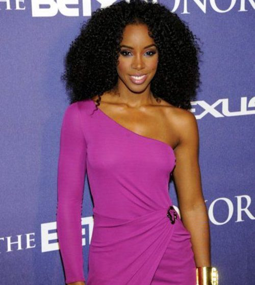 25 Awesome Kelly Rowland Curly Hair Images in 2020