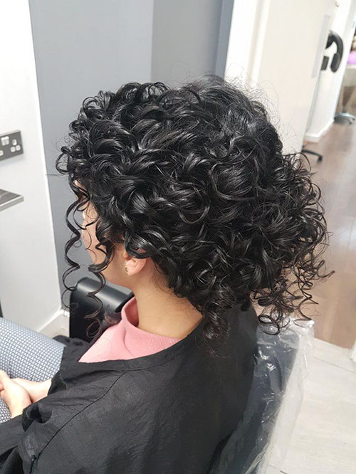 Updos For Curly Hair Wedding