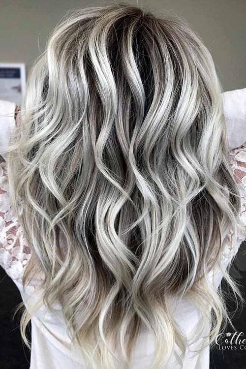 Long Layered Haircuts For Thick Hair