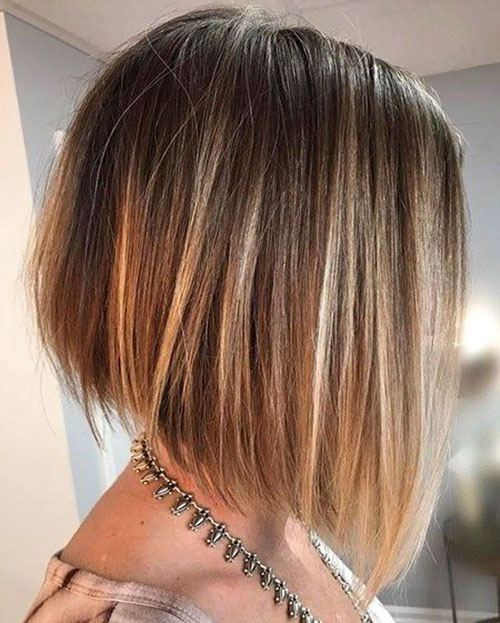 Haircuts For Thin Straight Hair