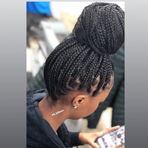 Best Hair For Individual Braids