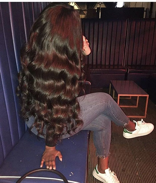 Weave Hairstyles Pictures