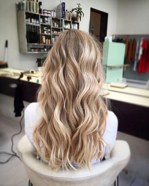 Natural Looking Blonde Hair