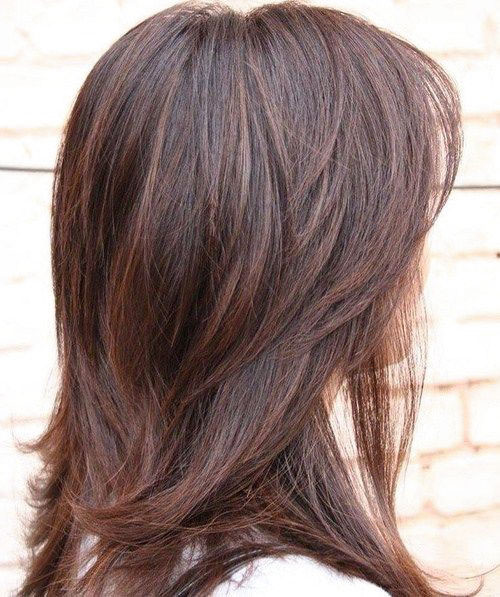 Layered Hair For Thick Hair