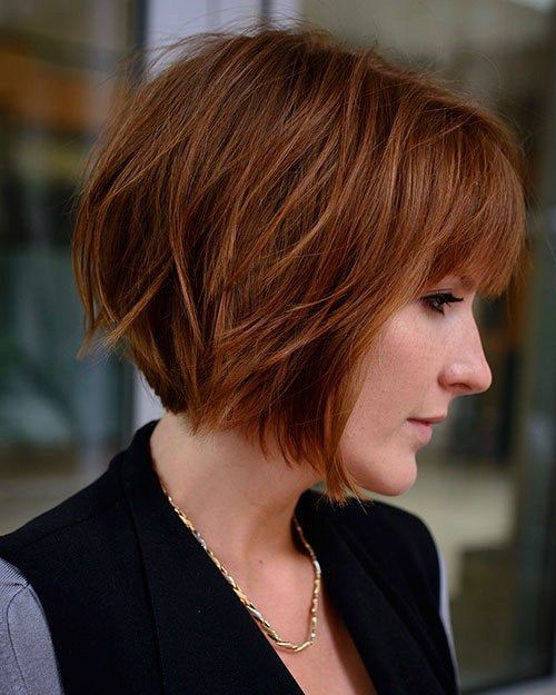 Layered Hairstyles For Thick Hair