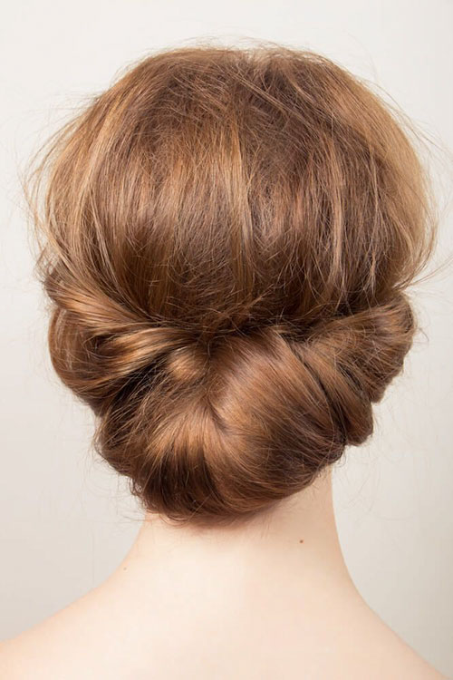 Cute Wedding Updos