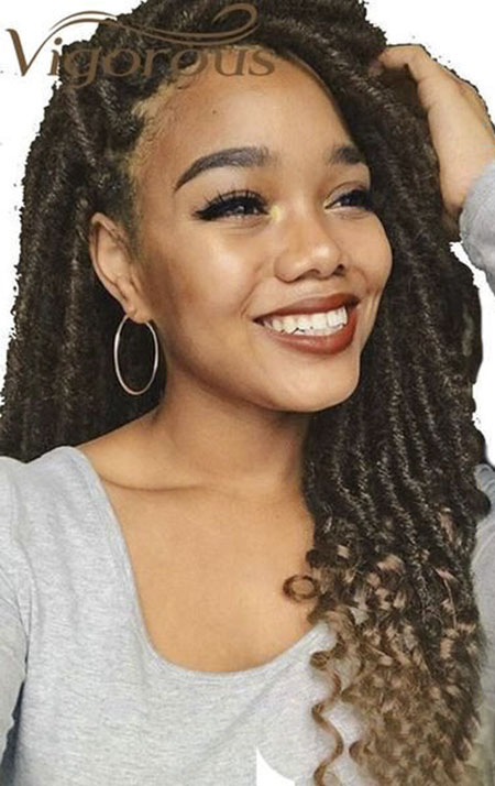 Crochet Braids Hairstyles Pictures