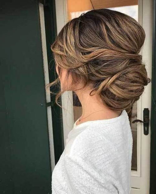 Cute Updos For Long Hair
