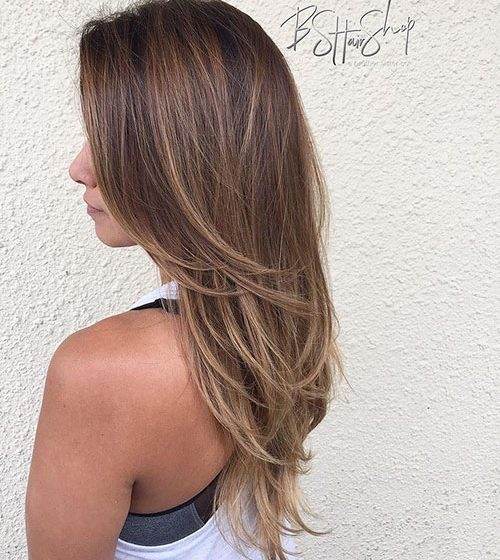 15 Charming Thin Layered Hairstyles To Try This Year
