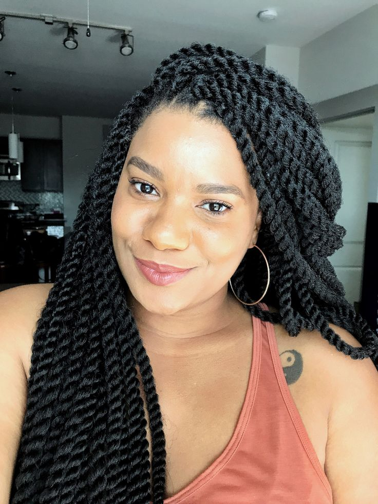 Long Crochet Braids Hairstyles
