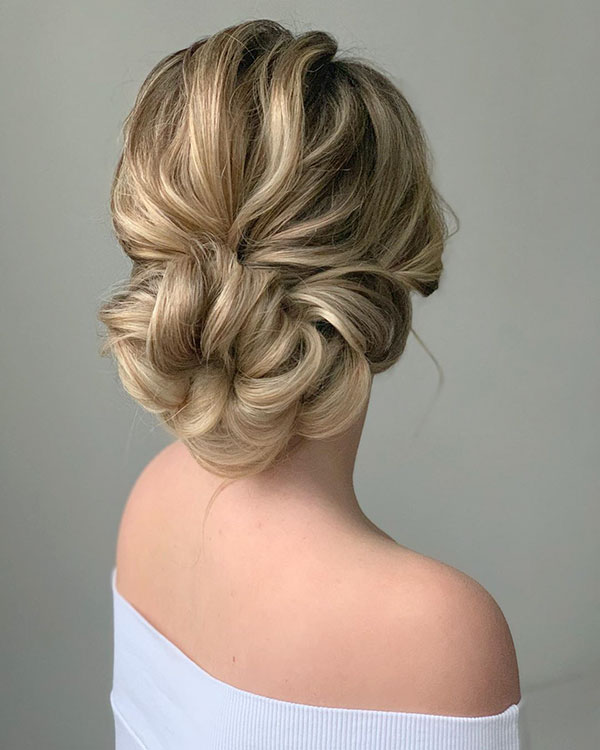 Wedding Hair Updo Ideas