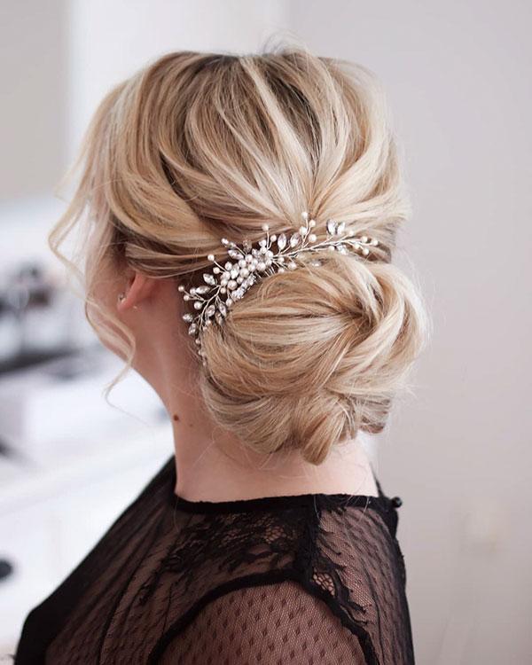 Elegant Bun Hairstyles
