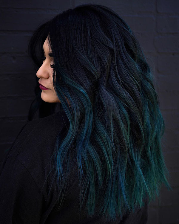 Good Hairstyles For Thick Hair