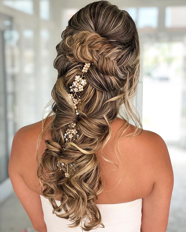 Unique Prom Hairstyles
