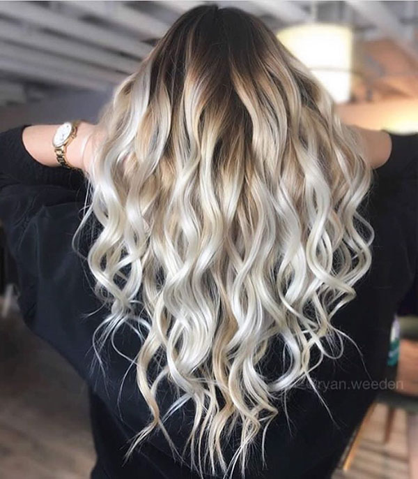 Best Ombre Hair Color