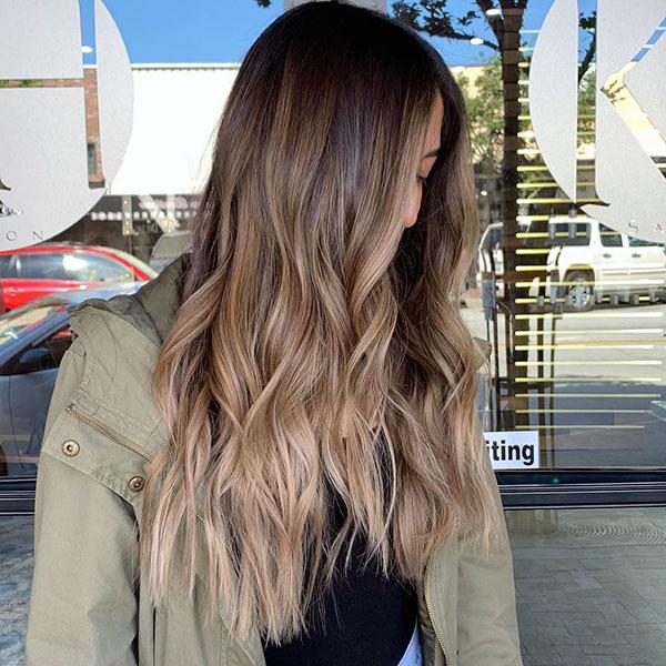 Unique Ombre Hair