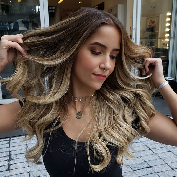 Ombre Hair Pictures