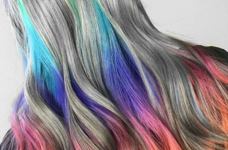 20 Rainbow Hair Color That Brings A New Excitement To Your Style