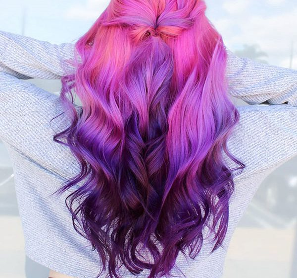 20 Vibrant Hair Colours That'll Bring Warmth To Your Look