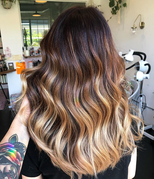 Hairstyles For Vibrant Hair