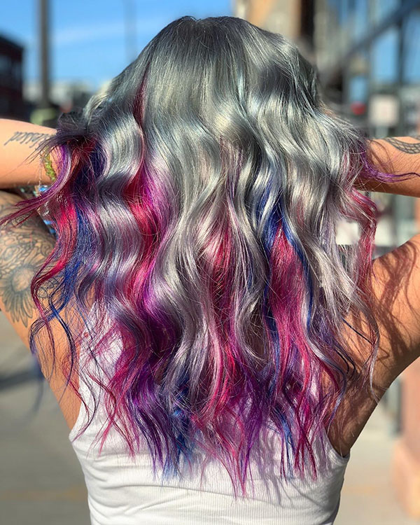 Vibrant Hair Ideas