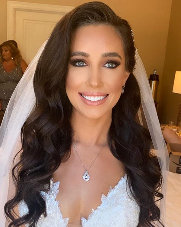 Brautfrisuren für die Hochzeit
