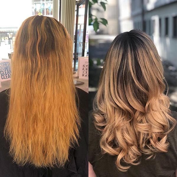 Kalın Saçlar İçin Saç Kesimi