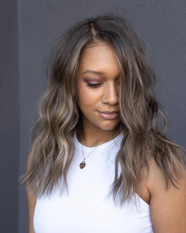 New Haircut For Female