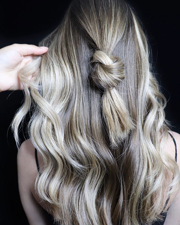 Half Up Hairstyles For Women