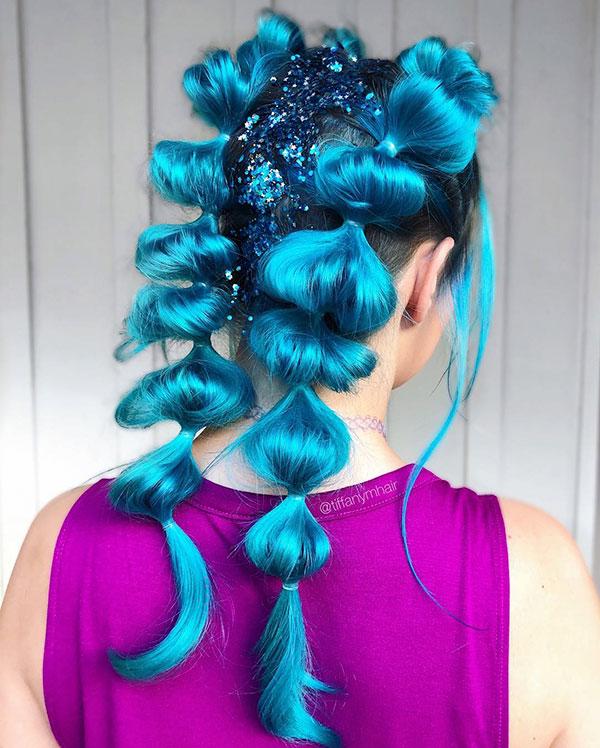 Vibrant Hairstyles